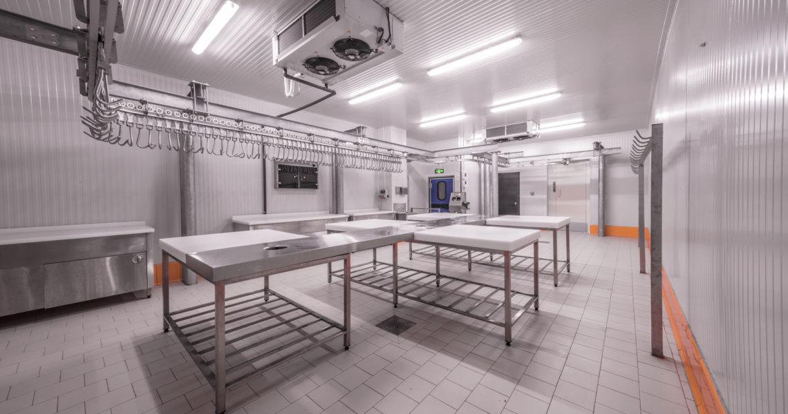 Warehouse freezer – cold room